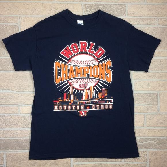 Houston Astros MLB 2017 World Champions Shirt 5cfbb7050